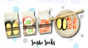 ArtSHINEAgency.com.au - Short Story - Sushi Socks