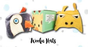 ArtSHINEAgency.com.au - Short Story - Woolie Hats for infants