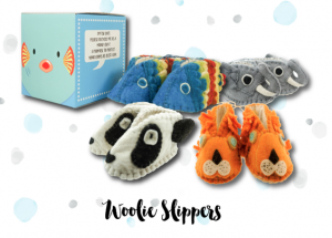 ArtSHINEAgency.com - Short Story- - Woolie Slippers